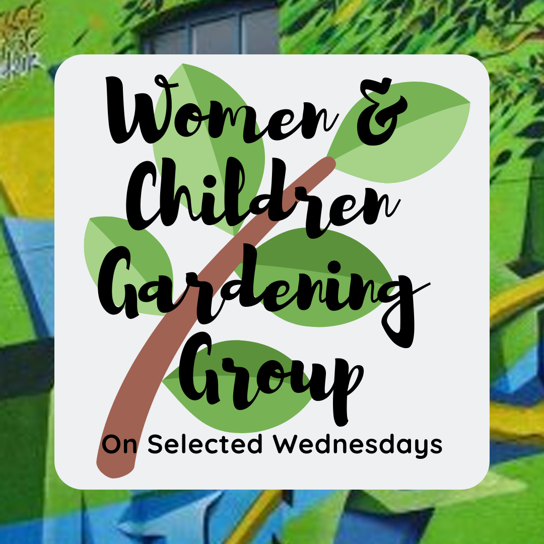 Women Only Gardenbing Club