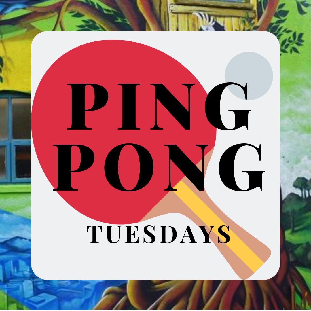 Ping Pong parlour at Baggator